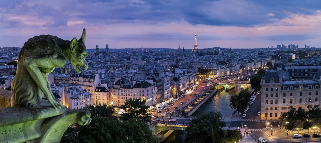 visiter la france paris