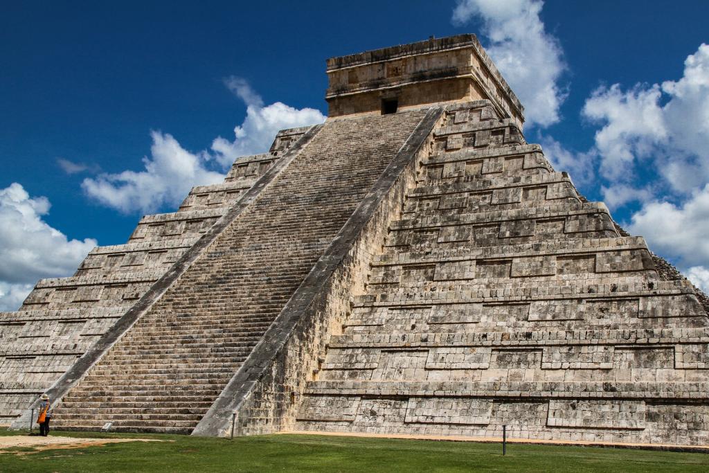 visiter le mexique chichen itza