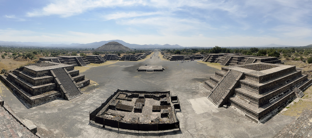 visiter le mexique teotihuacan