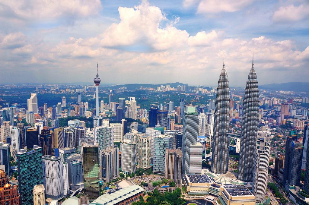 La Ville de Kuala Lumpur