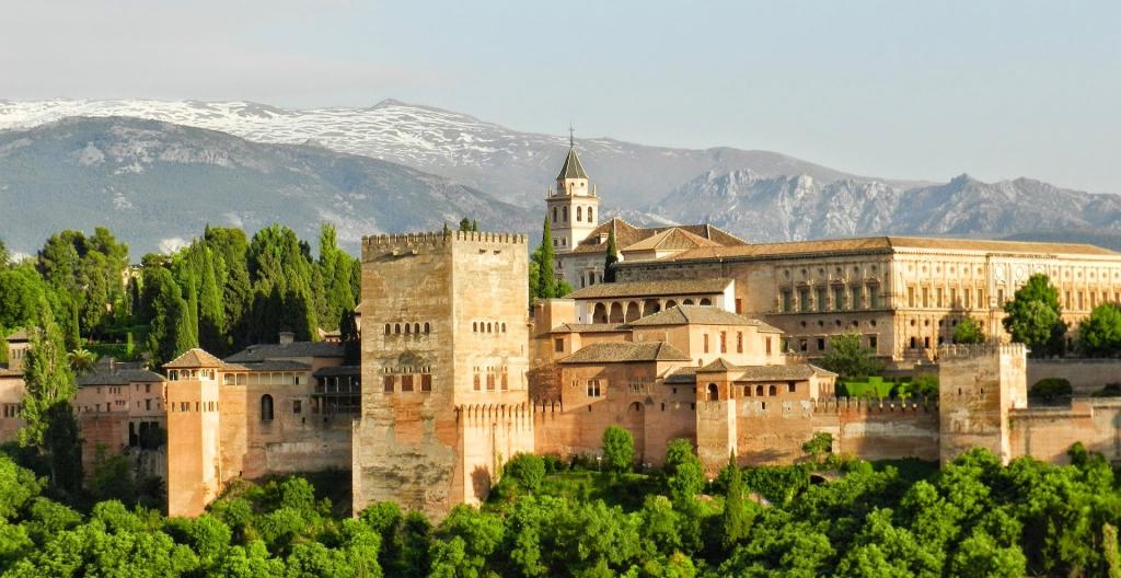 visiter l'espagne alhambra